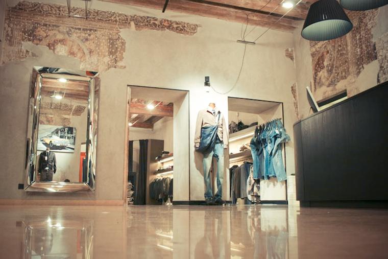 moncler shop verona